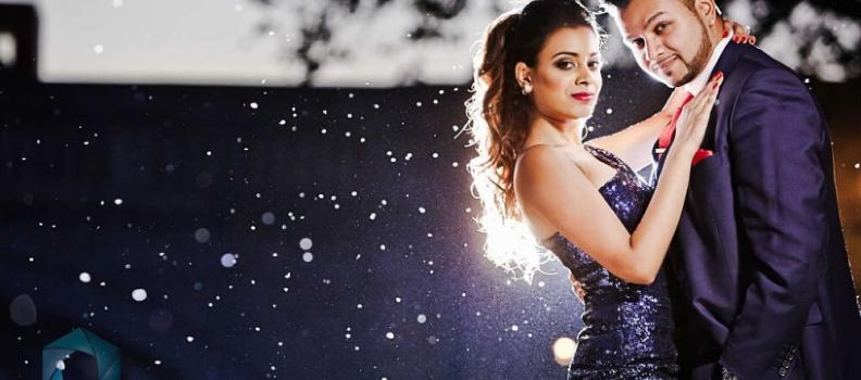 Roshni & Dhilan – Night Pre-shoot