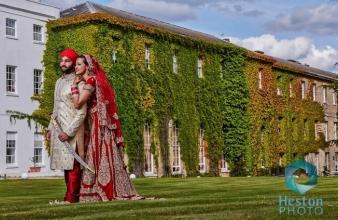 Jasmeet & Sarbjit – Alice Way Gurdwara & Beaumont Estate, Windsor