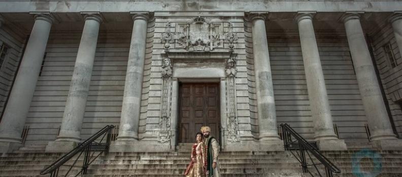 Chiraag & Roopa – Wedding Ceremony @ Cardiff City Hall
