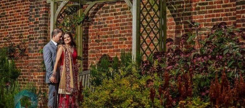 Reshma & Prem – Wedding Reception @ Luton Hoo