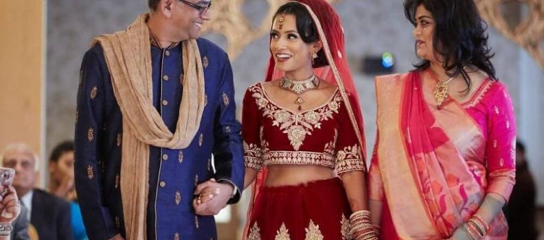 Minaal & Michael – Indian Wedding @ Shendish Manor