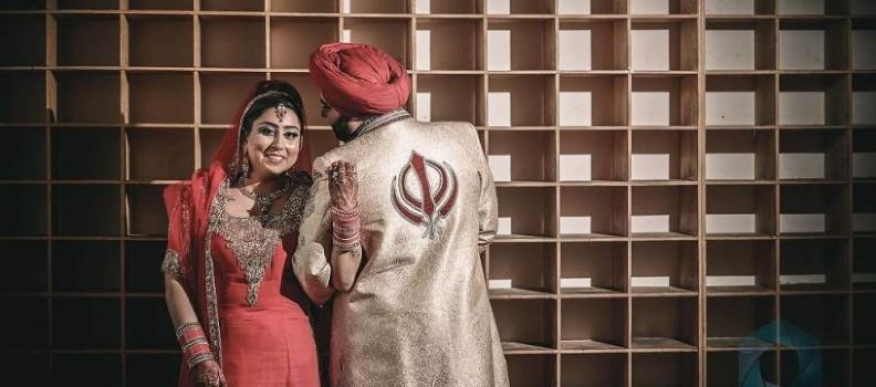 Nevdeep & Sundeep's Sikh Wedding & Reception Ceremony