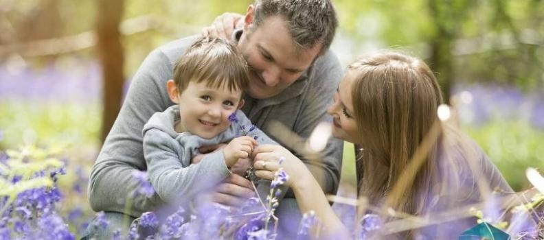 Family Lifestyle Shoot @ Hatchland Manor