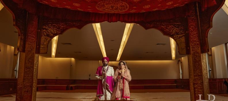 Rishi & Rupinder – Windsor & Aliceway Gurdwara